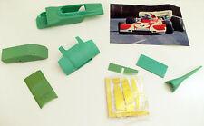 TRAN-SKIT artigianale per Tamiya 12007 Ferrari 312B2 Scala 1:12