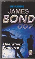 Ian Fleming - James Bond 007 - Operation Tonnerre - poche 2001 - bon état - 9/3
