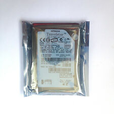 "Hitachi Travelstar 80 GB IDE PATA 5400 RPM 8 MB 2.5"" HTS541080G9AT00 Hard Drive"