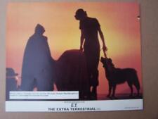 Lobby Card - 8 x 10 inch - E.T The Extra Terrestrial (G/1)