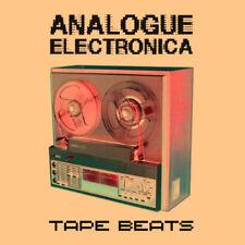 Analogue Electronica Tape Beats Drum Loops - 24-bit WAV - Ableton Cubase Logic