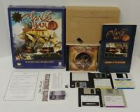 PC Big Box Man of War II: Chains of Command! Mint Disc Complete Works Perfectly