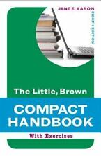 Little, Brown Compact Handbook with Exercises, The, with NEW MyCompLab Student