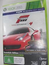 forza 4 essential edition xbox 360
