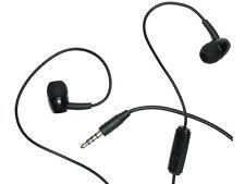 Genuine LG Headset Handsfree - L7 P700 G E973 L3 E400 4X HD P880 L5 E610 Black