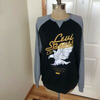 Levi Strauss & Co Eagle Pullover Sweatshirt