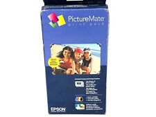Epson T5570 Picture Mate Print Pack 100 Glossy Photo Paper and Ink