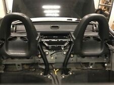 Honda S2000 Roll hoop with harness bar, trim cover, 99-09 Ballade sport style