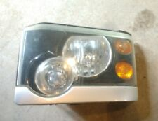 2003 2004 Land Rover Discovery 2 Left Driver Headlight XBC001630