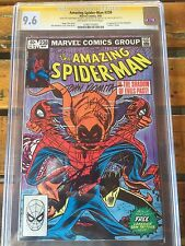 Amazing Spider Man #238! CGC 9.6! Signed by both Romitas and Stan Lee!