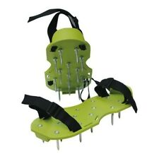 High Quality Garden Lawn Aerator Spiker Shoes Durable Spike Sandals Heavy Duty
