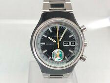 Citizen Chronograph Automatic 70er Vintage 8100 4-900031TA PVD JAPAN Traumzust.