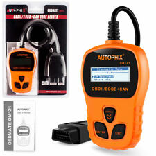 OM121 OBDII OBD2 CAN Car Fualt Code Reader Scanner Auto Diagnostic Scan Tool AU