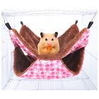 Pet Ferret Rat Squirrel Bird Hamster Hammock Hanging Cage Nest Bed House Toys UK