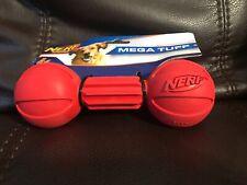 Nerf Dog Mega Tuff Durable Rubber Interactive Pet Toy