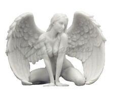 Female Nude Angel Statue Sculpture Religious Figurine Christian Decoration