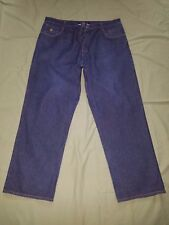 "OFFICIAL ""ROCAWEAR DENIM JEANS"" SIZE W42 L32"