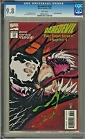 Daredevil #323 CGC 9.8 White Pages Venom App