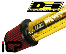 """DEI Gold Air Intake Cool Cover Kit Sleeve 4""""x3FT Intake Intercooler pipes"""
