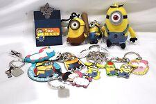 12 pc. Despicable Me Bundle - Key-chains, Magnets, etc