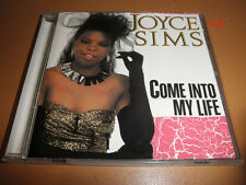 JOYCE SIMS cd COME INTO MY LIFE her FIRST album HIT all in all + uk remix