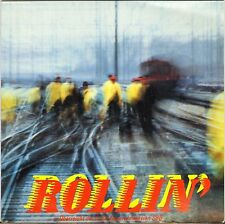 "BRUNO SPOERRI ""ROLLIN'"" COSMIC ELECTRO PSYCH SWISS SP, 1973 PROMO !"