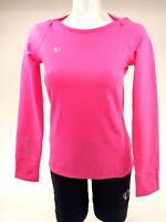 PEARL iZUMi Women's, Pursuit Thermal Top, Screaming Pink, Medium