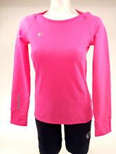 PEARL iZUMi Women's, Pursuit Thermal Top, Screaming Pink, Medium