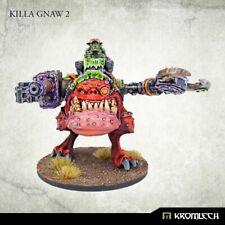 Killa Gnaw 2 -Kromlech-Ork Tankbustas Lootaz Squig Rider Gretchin Grot Warbiker