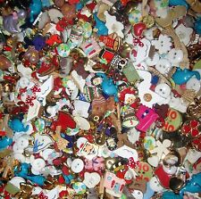 Lot of 250 Assorted COLORFUL NOVELTY Sew On BUTTONS crafts sewing scrapbooking