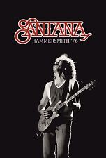 Santana - Hammersmith '76 (1976) DVD