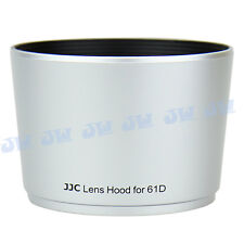 JJC Silver Lens Hood For OLYMPUS ZUIKO DIGITAL ED 40-150mm 1:4.0-5.6 as LH-61D