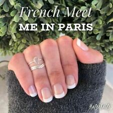 m9L3GoColorStreet FRENCH MEET ME IN PARIS Nail Strips NEW French Manicure