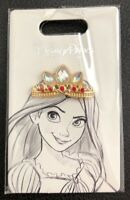 👑 Rapunzel's Crown from Tangled: Disney Parks Collection Princess Tiara Pin