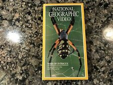 National Geographic Video New Sealed Vhs! 1995. PBS. Discovery Channel.