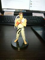 Street Fighter figure Ryu statue doll retro rare capcom game Japan character z