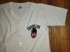 RARE Vintage 40 Acres And A Mule CROOKLYN Jersey SPIKE LEE Joint Movie Shirt