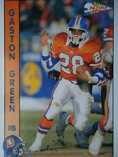 NFL 76 Gaston Green RB Running Back Pacific 1992
