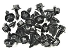 Toyota Truck Hex Screws- M6.3 x 20mm Long- 10mm Hex- 17mm Washer- 20 screws #179