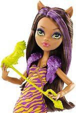 Monster High Dance The Fright Away Clawdeen Wolf Doll DNX19