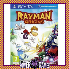 Rayman Origins PS Vita (Sony PSVita) Brand New FREE REGISTERED POST