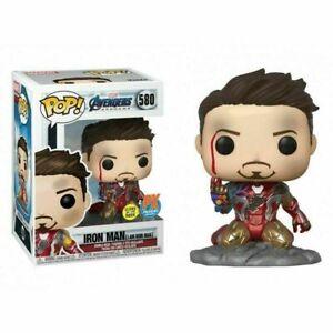 Funko Pop! Avengers Endgame I am Iron Man Vinyl Figure #580 Action Figures Toys