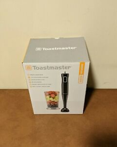 Toastmaster 2-Speed Immersion Blender w/ Blending Cup *NEW*