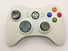 Official Genuine White Controller Game Pad for Xbox 360 TESTED