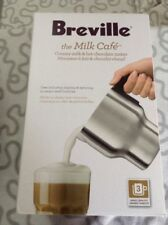 New Breville BMF600XL Milk Cafe Steel Milk Frother