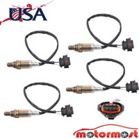 4x Up/&Downstream Oxygen Sensor For 03-04 Cadillac CTS 3.2L;02-03 Saturn Vue 3.0L
