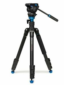 Benro A2883FS4 Aero 4 Video Travel Angel Tripod Kit Video Tripod
