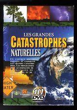 GRANDES DESASTRES NATURALES (EL) ESTUCHE 10 DVD ZONA 2