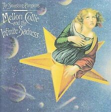Mellon Collie and the Infinite Sadness, The Smashing Pumpkins (CD, 1995, 2 discs