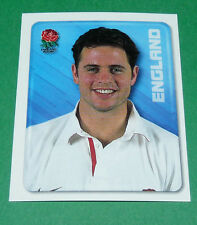 N°92 BRACKEN ANGLETERRE ENGLAND MERLIN IRB RUGBY WORLD CUP 1999 PANINI
